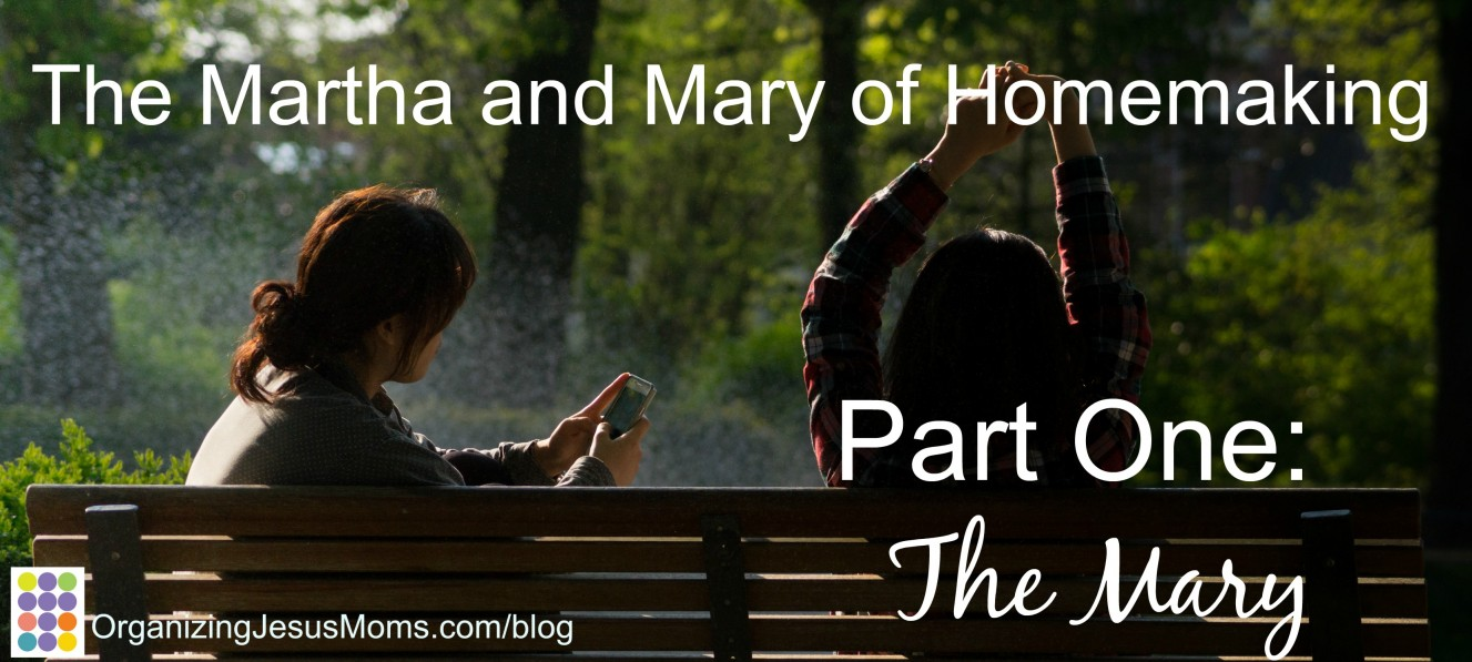 Mary and Martha Part 1