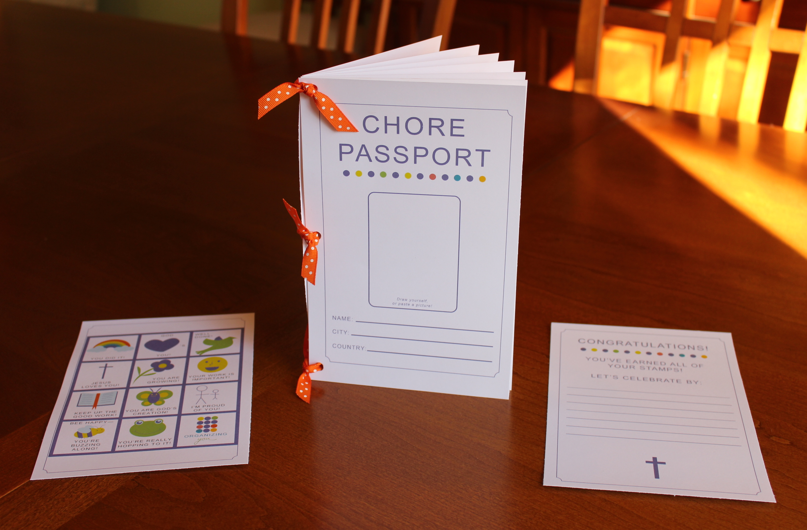 Organizing-You-Complete-Chore-Passport