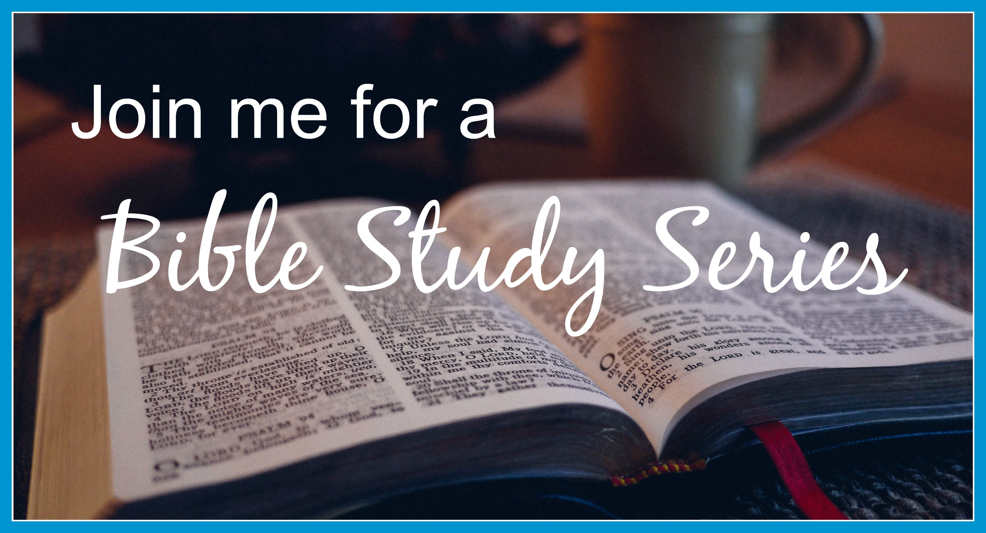 Bible Study Series OY