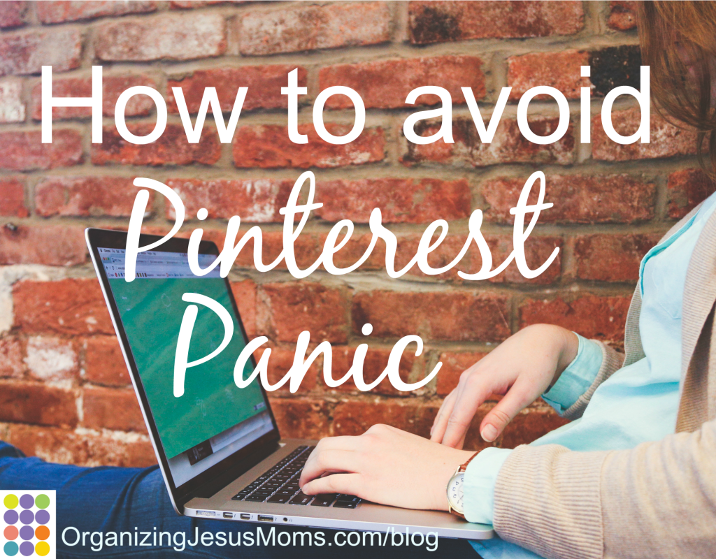 How to avoid Pinterest Panic Pin